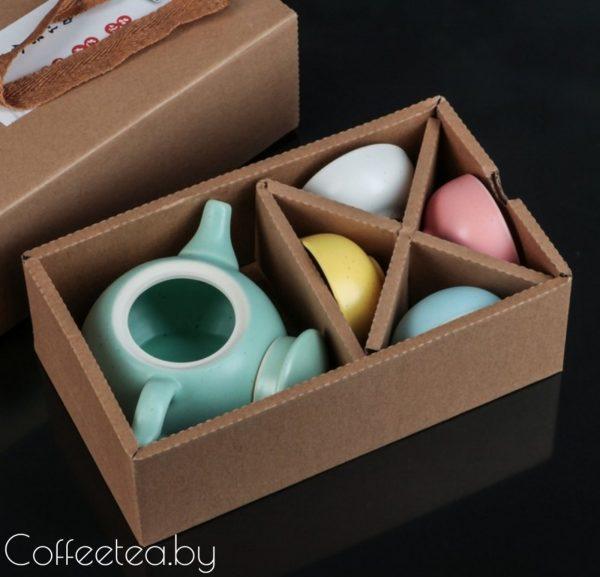 Набор для чайной церемонии, 5 предметов