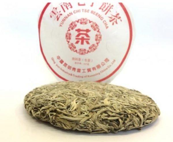"Белый чай ""Чи Цзе Бинг Ча"" (Серебристые пики) 357гр"