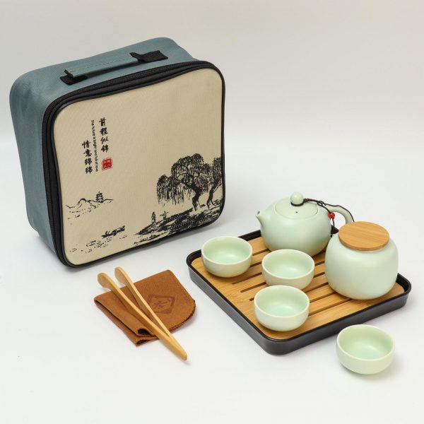Набор для чайной церемонии 9 предметов